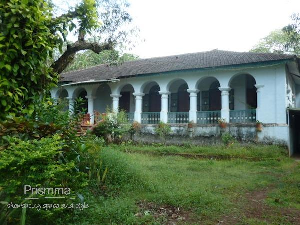 profile tradtional goan home Goa 34