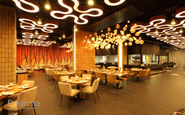 Restaurant interior design changing concepts
