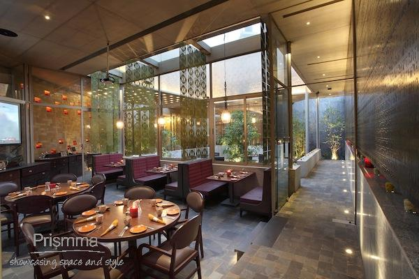Restaurant Interior Design Punjabi By Nature Bangalore