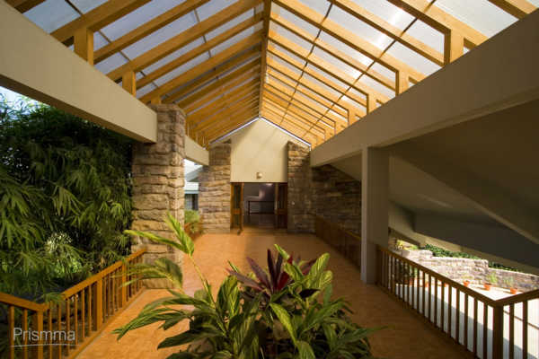 Kolhapur house designed by pune architect sunil patil for Architecture design for home in pune