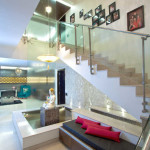 Glass and interiors: Using glass in interior design