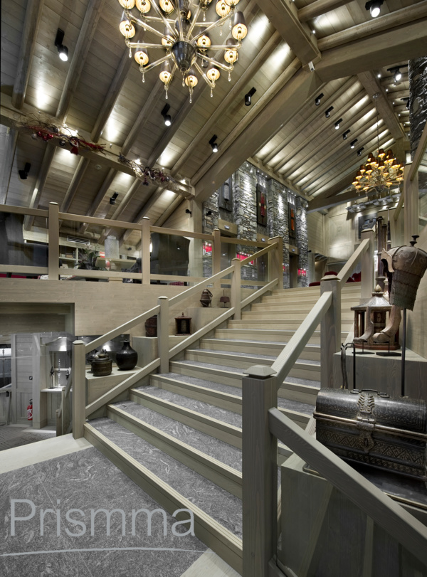 The K2 Hotel-Courchevel District-France Interior Design. Travel ...