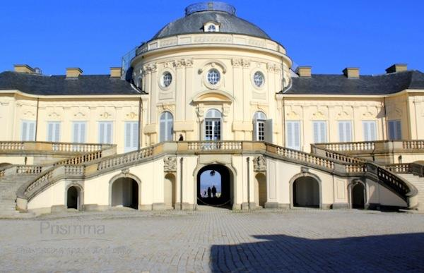 tourism Schloss Solitude 15