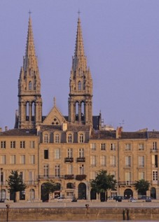 tourism europe Bordeaux 2