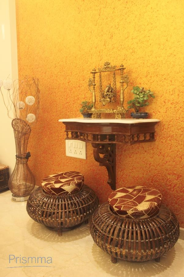 Mumbai interior designer kaamya gauri argade interior for Indian decorations for home