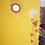 Designing a Feature Wall by Disha Dubey