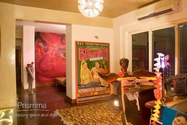 Raghava residence featured on Prismma