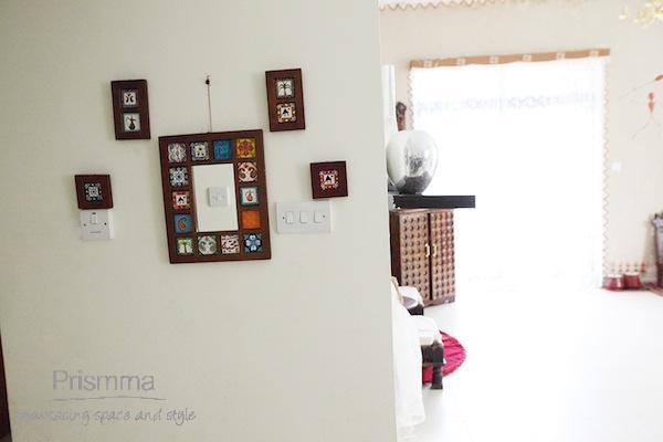 wall decor design Reenu Monindra 12