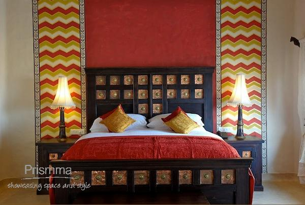 Indian bed designs with headboard for Different bed designs