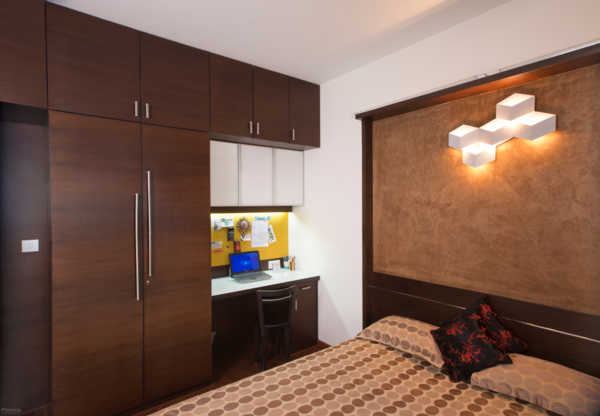 Wardrobe design layout and space planning interior design for Interior woodwork designs india