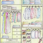 Wardrobe Design: Layout and Space Planning