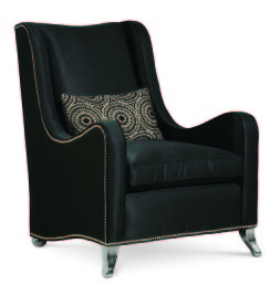 wing chair caracole